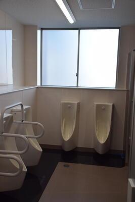 男子トイレの様子です